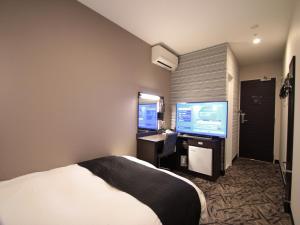 APA Hotel Yamaguchi Hofu, Nízkorozpočtové hotely  Hofu - big - 20