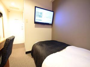 APA Hotel Yamaguchi Hofu, Nízkorozpočtové hotely  Hofu - big - 23