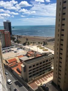 Atlantic Ocean, Apartments  Fortaleza - big - 34