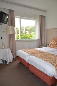 Fletcher Hotel Restaurant De Witte Raaf, Hotels  Noordwijk - big - 15