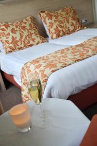 Fletcher Hotel Restaurant De Witte Raaf, Hotels  Noordwijk - big - 4