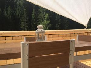 Alpin Park, Bed & Breakfast  Sappada - big - 26