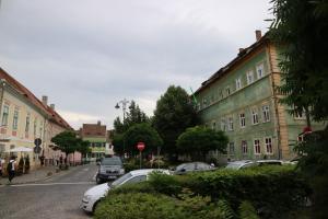 Sibiu-Heim-Apart, Apartmány  Sibiu - big - 15