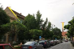 Sibiu-Heim-Apart, Apartmány  Sibiu - big - 17