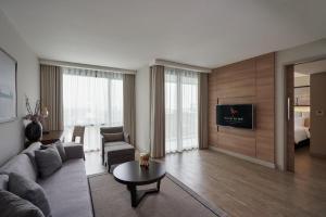 The Park Nine Hotel&Serviced Residence Suvarnabhumi, Hotels  Lat Krabang - big - 24