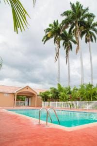 The Gulf Retreat Oasis, Vily  Caymanas - big - 54