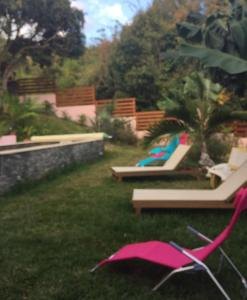 Appartement Dolores, Ferienwohnungen  Le Bois de Nèfles - big - 16