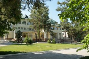 Парк-Отель Борвиха, Бердск