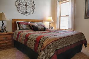Buffalo Village 406CC, Prázdninové domy  Silverthorne - big - 26