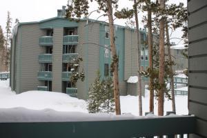 Treehouse 306B, Dovolenkové domy  Silverthorne - big - 32