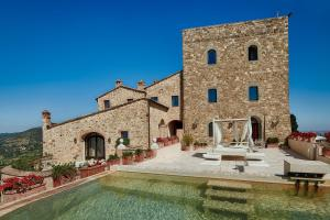 Castello di Velona Resort Thermal SPA & Winery, Hotels  Montalcino - big - 17