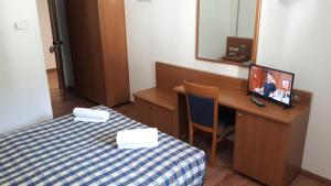 Hotel De La Telecabine, Hotely  Courmayeur - big - 13