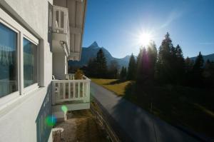 Chalet Danninger, Alpesi faházak  Ehrwald - big - 20