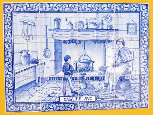 Casa Da Padeira, Pensionen  Alcobaça - big - 70