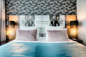 Leonardo Boutique Hotel Berlin City South, Отели  Берлин - big - 9