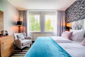 Leonardo Boutique Hotel Berlin City South, Отели  Берлин - big - 6