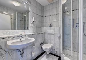 Haus Seeblick Hotel Garni & Ferienwohnungen, Hotely  Zinnowitz - big - 49