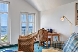 Haus Seeblick Hotel Garni & Ferienwohnungen, Hotely  Zinnowitz - big - 45
