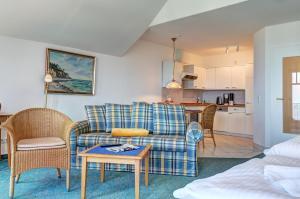 Haus Seeblick Hotel Garni & Ferienwohnungen, Hotely  Zinnowitz - big - 44