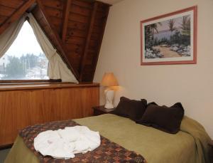 Village Catedral Hotel & Spa, Apartmánové hotely  San Carlos de Bariloche - big - 11