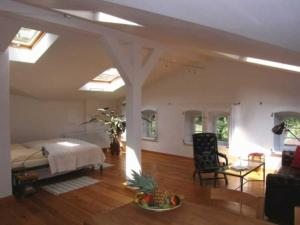 Herrenhaus Libnow, Дома для отпуска  Murchin - big - 6