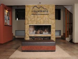 Village Catedral Hotel & Spa, Apartmánové hotely  San Carlos de Bariloche - big - 28