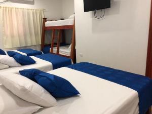 Hotel Sarali, Отели  Дорадаль - big - 17