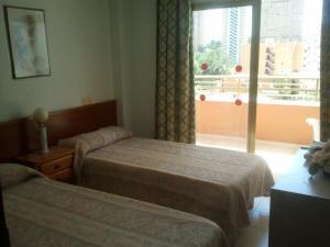 Apartamentos Ocaña, Apartments  Cala de Finestrat - big - 23