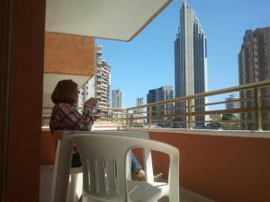 Apartamentos Ocaña, Apartments  Cala de Finestrat - big - 1