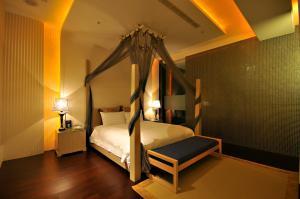 Dubai Motel, Motely  Yilan City - big - 13