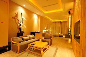 Dubai Motel, Motely  Yilan City - big - 14