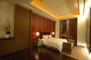 Dubai Motel, Motely  Yilan City - big - 35