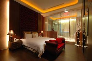 Dubai Motel, Motely  Yilan City - big - 36