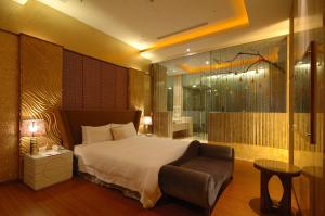 Dubai Motel, Motely  Yilan City - big - 49