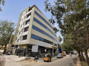OYO 12181 Hotel Gravity, Hotels  Hyderabad - big - 24
