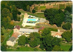 Domaine de Malouziès, Bed & Breakfasts  Fontiers-Cabardès - big - 32