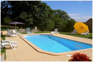 Domaine de Malouziès, Bed & Breakfasts  Fontiers-Cabardès - big - 44