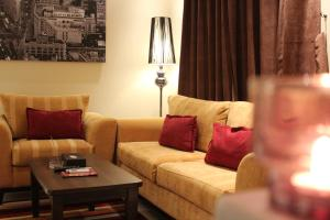 Drr Ramah Suites 5, Aparthotels  Riad - big - 14