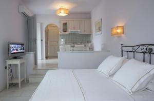 Ammos Naxos Exclusive Apartments & Studios, Апарт-отели  Наксос - big - 7