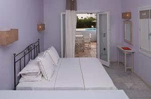 Ammos Naxos Exclusive Apartments & Studios, Апарт-отели  Наксос - big - 51