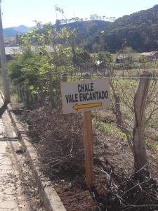 Chale Vale Encantado, Chalet  São Bento do Sapucaí - big - 42