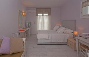 Ammos Naxos Exclusive Apartments & Studios, Апарт-отели  Наксос - big - 57