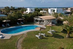 Ammos Naxos Exclusive Apartments & Studios, Апарт-отели  Наксос - big - 82