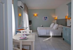 Ammos Naxos Exclusive Apartments & Studios, Апарт-отели  Наксос - big - 45
