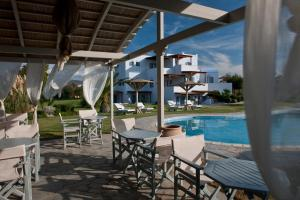 Ammos Naxos Exclusive Apartments & Studios, Апарт-отели  Наксос - big - 36