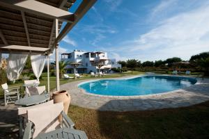 Ammos Naxos Exclusive Apartments & Studios, Апарт-отели  Наксос - big - 63
