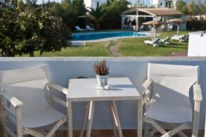 Ammos Naxos Exclusive Apartments & Studios, Апарт-отели  Наксос - big - 23