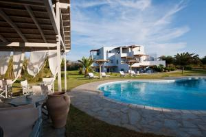 Ammos Naxos Exclusive Apartments & Studios, Апарт-отели  Наксос - big - 86