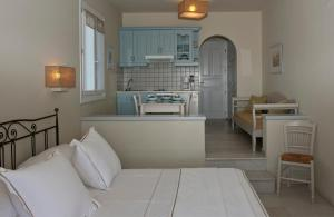 Ammos Naxos Exclusive Apartments & Studios, Апарт-отели  Наксос - big - 31