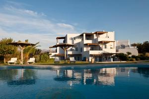 Ammos Naxos Exclusive Apartments & Studios, Апарт-отели  Наксос - big - 89